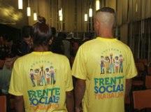 Munícipes de Santo André iniciam atividades na Frente Social de Trabalho