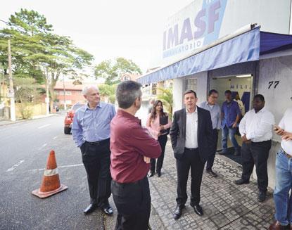 Câmara de S.Bernardo aprova projeto  para recuperar o Imasf