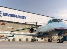 Embraer terá aviação civil vendida à gigante americana. Foto: Arquivo