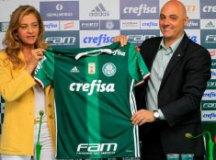 Palmeiras analisa oferta de patrocínio de R$ 1 bilhão