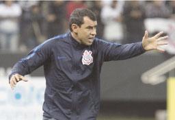 Corinthians confirma a volta de Fábio Carille