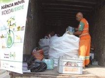 Moeda Verde supera 50 t de recicláveis recolhidos