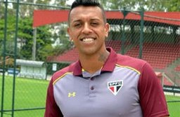 Contestado pela torcida do São Paulo, Sidão disputou 46 jogos na temporada, todos como titular. Foto: Divulgação / São Paulo FC