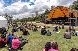 Haverá atividades na Concha Acústica da Praça do Carmo, no Paço Municipal e no Parque Central. Foto: Alex Cavanha/PSA