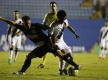 Corinthians e Vasco fizeram jogo equilibrado na Arena Barueri. Foto: Alê Viana/Divulgação
