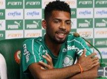 """Matheus: """"Fiquei arrepiado quando ouvi a torcida"""". Foto: Cesar Greco/Agência Palmeiras"""