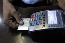 Impostos poderão ser pagos com cartão de crédito no estado
