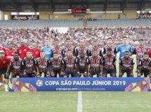 Time sub-20 do São Paulo busca título que não conquista desde 2010. Foto: Tetê Viviane/Colaboração/SPFC
