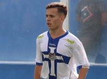Aos 18 anos, Tavison disputa sua quarta Copinha e já atuou no time profissional. Foto: Michael Sanches/Divulgação