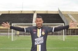 Com passagem pelo São Caetano campeão da Série A2 em 2017, goleiro de 32 anos já treina com o elenco do técnico Wilson Júnior. Foto: Divulgação/São Bernardo FC