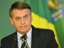O presidente Jair Bolsonaro citou referendo de 2005, que rejeitou a proibição do comércio de armas de fogo, para justificar a necessidade de decreto que flexibizou a posse de armas no país. Foto: Marcelo Camargo/Agência Brasil