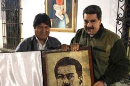 Sob críticas, Maduro assume hoje mais um mandato presidencial