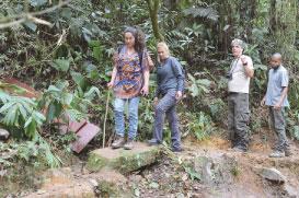 Férias em Paranapiacaba unem natureza e história