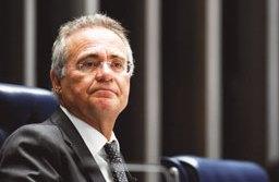 Renan Calheiros não conta com apoio do presidente Jair Bolsonaro nem de seu partido, o PSL. Foto: Arquivo