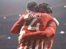 Em jogo com uso do VAR, Atlético de Madrid bate Juventus