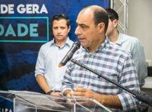 Auricchio divulgou nesta quinta-feira o balanço financeiro de São Caetano. Foto: Divulgação/PMSCS