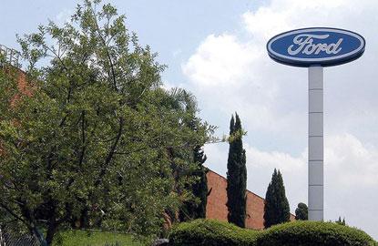 Fábrica da Ford em São Bernardo emprega 2,8 mil trabalhadores diretos. Foto: Arquivo