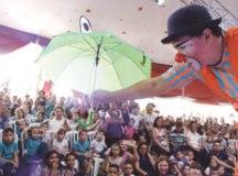 Na linguagem Circo estão disponíveis 1.200 vagas. Foto: Mauro Pedroso/PMD