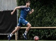 """Gustavo Henrique: """"Temos de nos preparar como se tivesse torcida (no Pacaembu)"""". Foto: Ivan Storti/Santos FC"""