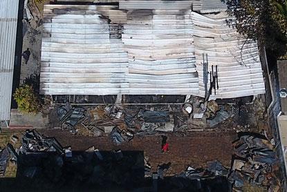 Incêndio no CT do Flamengo deixa dez mortos e três feridos