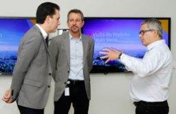 Serra reuniu-se nesta quinta-feira com executivos da Braskem. Foto: Helber Aggio/PSA