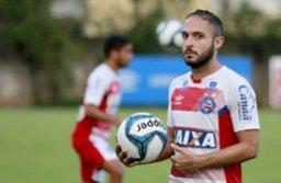 Régis teve seu auge como jogador do Bahia. Foto: Felipe Oliveira/Divulgação EC Bahia