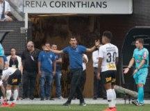 Carille deve repetir a equipe que enfrentou o Santos. Foto: Daniel Augusto Jr./Agência Corinthians