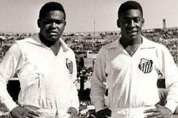 Maior parceiro da carreira de Pelé, Coutinho morre aos 75 anos