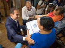Doria lança versão estadual do programa Corujão da Saúde
