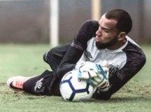 Everson será titular nos jogos do Santos na Copa do Brasil. Foto: Ivan Storti/Santos FC
