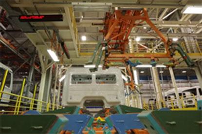 Mercedes-Benz inaugura nova linha de produção 4.0 em São Bernardo