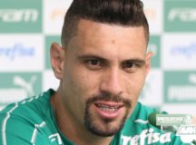 Moisés entende que há exagero nas críticas à equipe. Foto: Cesar Greco/Agência Palmeiras