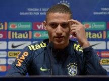 """Richarlison: """"Para o atacante, pressão existe todo jogo"""". Foto: Pedro Martins/MoWA Press"""