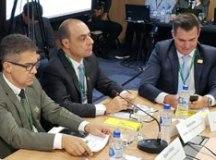 José Auricchio (centro)  integrará setor de Objetivos de Desenvolvimento Sustentável da FNP. Foto: Divulgação