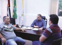 Presidentes das Câmaras de Diadema e S.Bernardo discutem soluções para áreas de risco na divisa