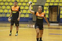 Unip/São Bernardo inicia disputa de torneio seletivo para Mundial de handebol feminino