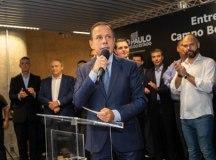 Doria confirma mudança no formato do metrô do ABC