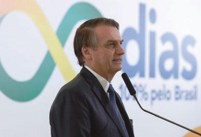 Bolsonaro propõe salário mínimo de R$ 1.040 em 2020, sem aumento real