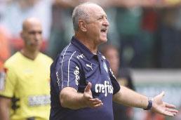 Presidente do TJD-SP rebate Palmeiras: 'O que falta à equipe é competência e garra'