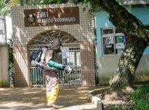 Prefeitura de São Caetano do Sul realiza nebulização contra dengue