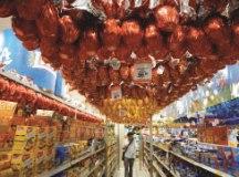 Ovos de Páscoa mais leves pesam mais no bolso do consumidor, mostra pesquisa