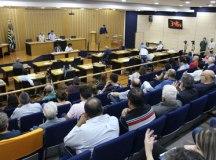 Câmara votou projeto de Auricchio em duas discussões. Foto: Divulgação/CMSCS