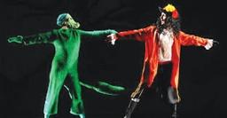Espetáculo Peter Pan, no Teatro Municipal de Santo André.Foto: Divulgação