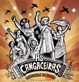 Musical 'As Cangaceiras, Guerreiras do Sertão' estreia dia 25 no Teatro do Sesi-SP