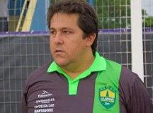 Fernando Marchiori foi eleito o melhor técnico da Série A2. Foto: Reprodução/Cuiabá