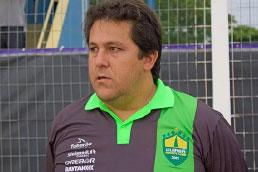 Depois de eliminar o Água Santa e conquistar o título da A2, Fernando Marchiori assume Netuno