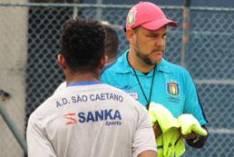São Caetano desafia Tubarão em Santa Catarina para seguir na briga na Série D
