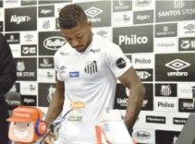 Marinho é o nono reforço do Santos para a temporada. Foto: Ivan Storti/Santos FC