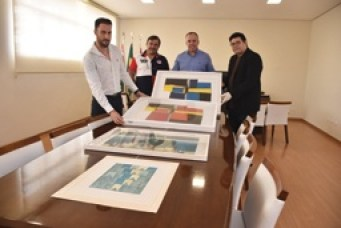Pinacoteca Municipal de Ribeirão Pires ganha novo acervo com Burle Marx e Alfredo Volpi