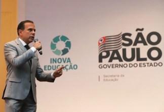 """João Doria lança programa """"Inova Educação"""""""